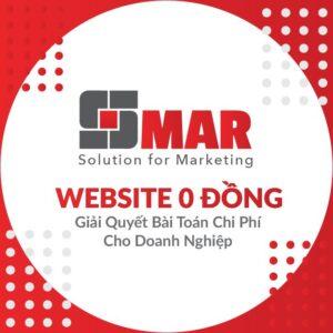 Web 0 Đồng - Giải quyết bài toán chi phí cho doanh nghiệp